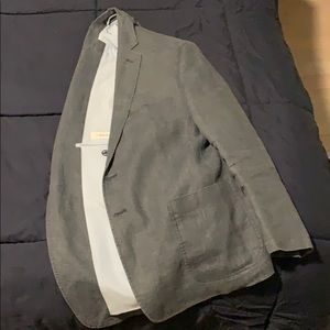 100% Linen Calvin Klein Men's Blazer/sport coat.